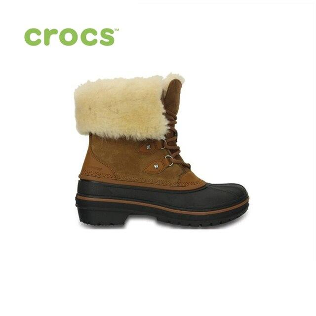 CROCS AllCast II Luxe Boot W WOMEN