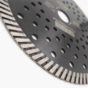 Image 2 - Бриллиантовое Узкое Лезвие для турбопилы DT DIATOOL 1 шт., режущий диск с несколькими отверстиями для бетона, гранита, мрамора, кирпичной кладки, режущее колесо