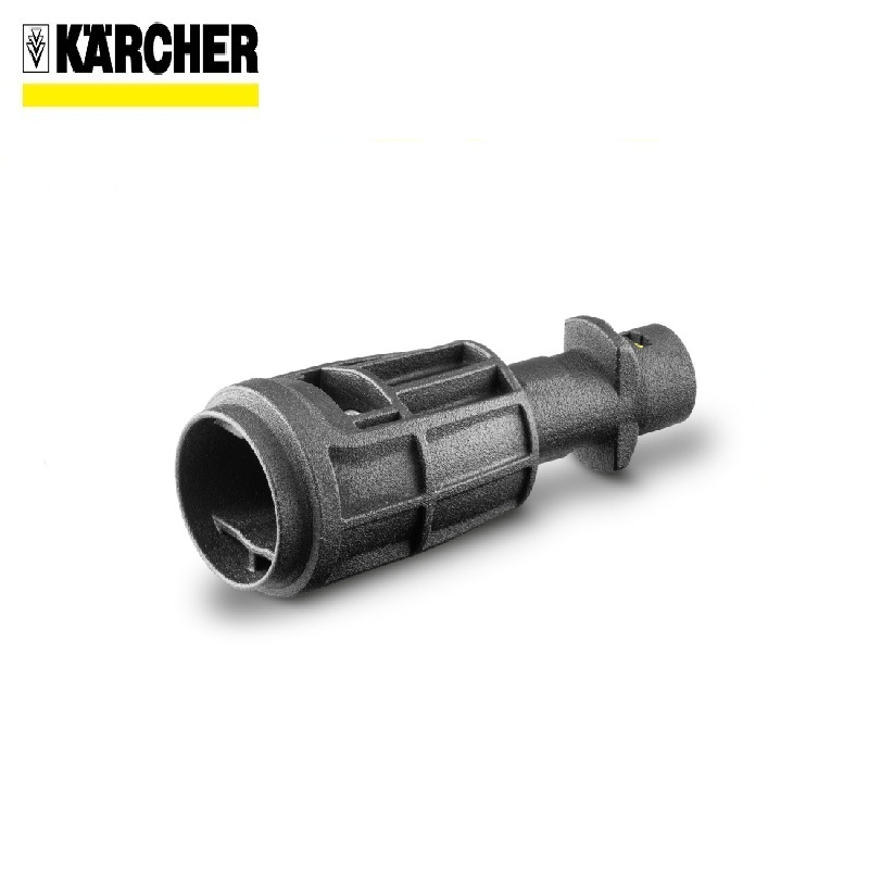 Adapter pistol M Kärcher To connect all guns Accessory between the gun and the spray tube High pressure apparatus free shipping 10pcs 2sc3320 high tube 15a 500v to 3p