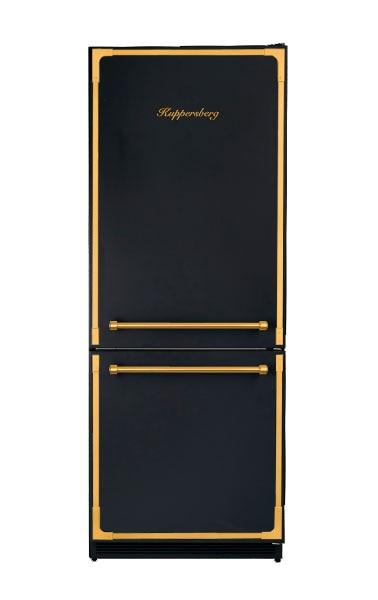 лучшая цена NRS 1857 ANT Bronze refrigerator