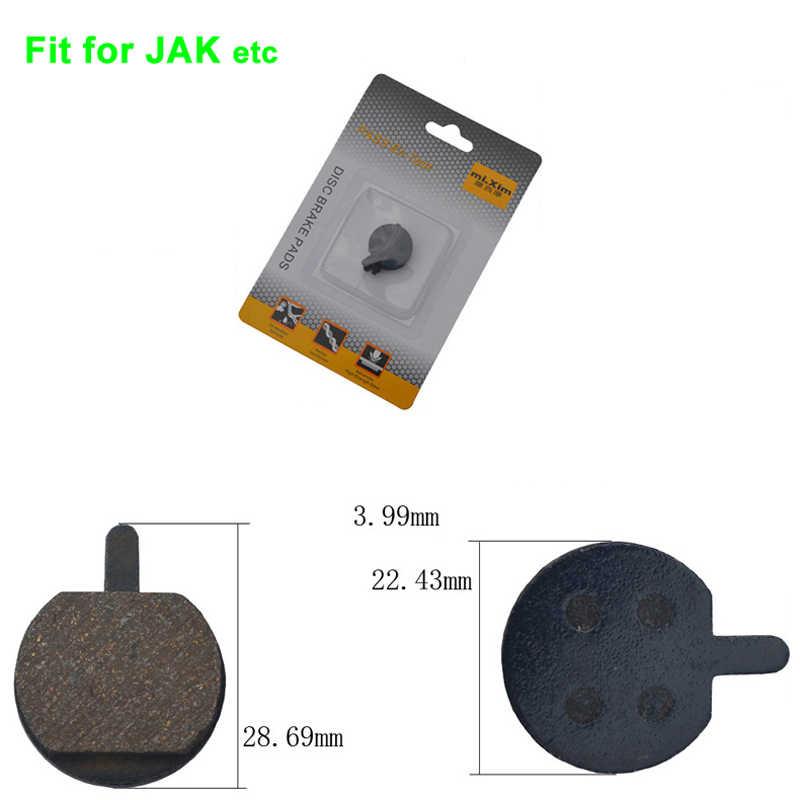 Mi. xim ds37 дисковые тормоза Велоспорт смолы MTB Тормозные колодки горный велосипед внутри обуви для Як тормозного диска