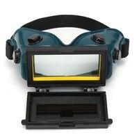 Auto Darkening Welder Welding Eyes Goggles Glasses Helmet Mask Eyeshade Patch Eyes Goggles
