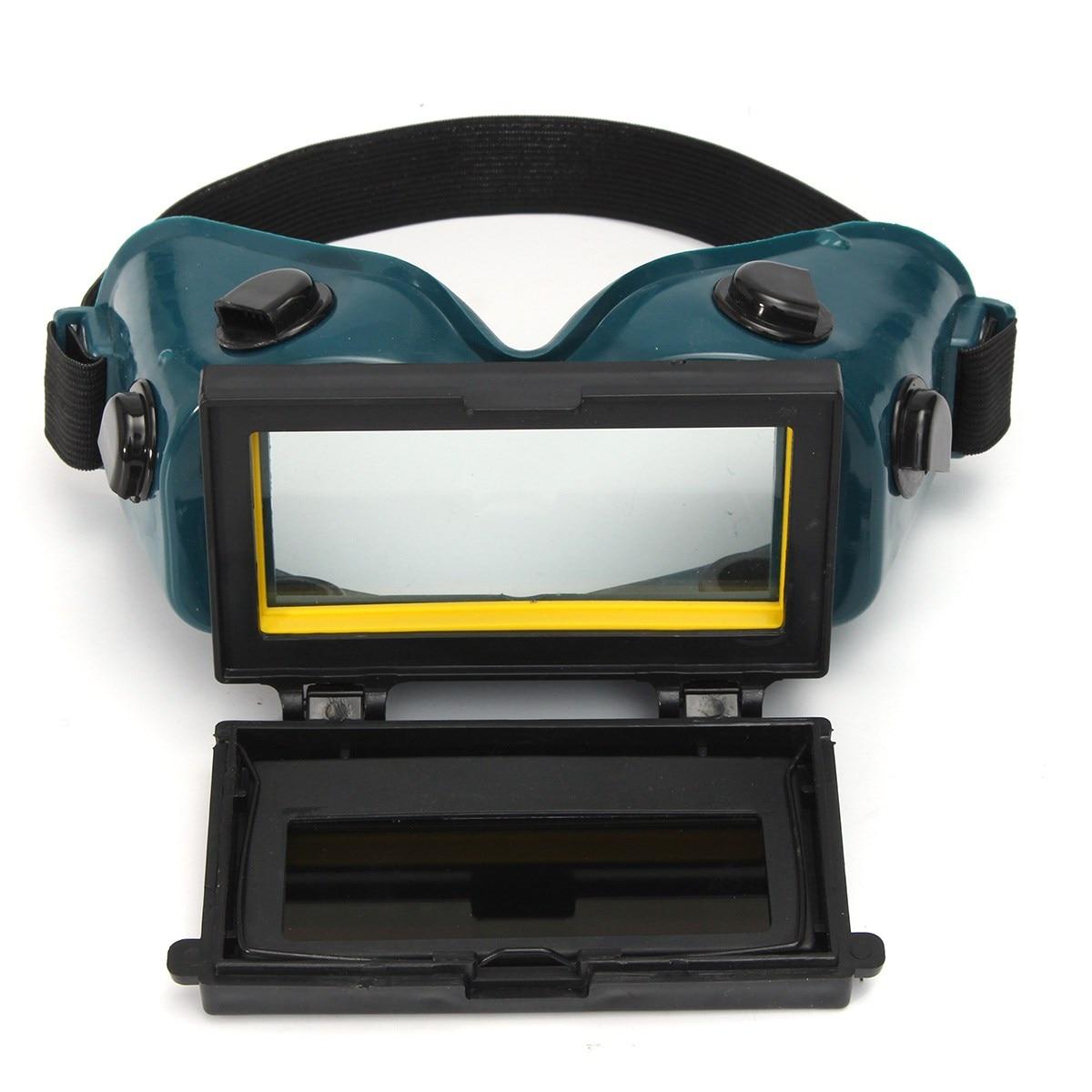Oscuramento automatico Saldatore Occhi Occhiali di Protezione Occhiali Casco di Saldatura Maschera eyeshade/patch/occhi occhiali di protezione
