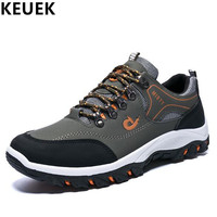 NEW 2017 Autumn Men Outdoor casual shoes Breathable Comfortable Male Flats Lace-Up shoes 022