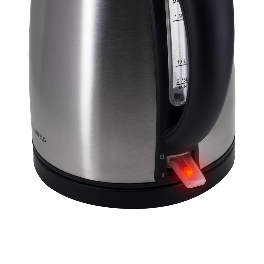 Electric kettle MAUNFELD MFK-743 S