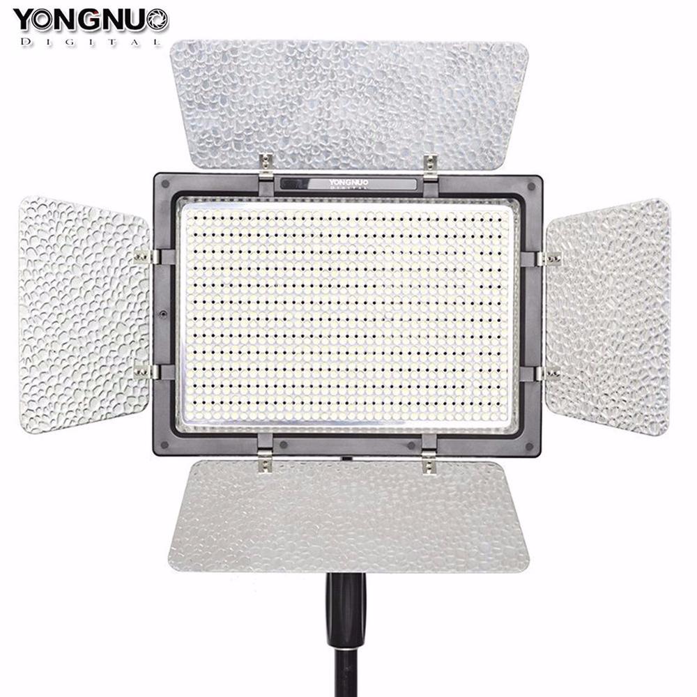 YONGNUO YN900 Pro 3200 k-5500 k APP Contrôle 900 pcs LED Lampe Lumière De La Caméra Vidéo Légère éclairage Avec Photo Téléphone