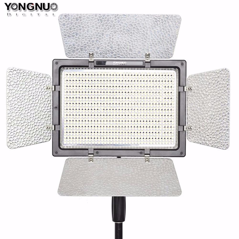 YONGNUO YN900 Pro 3200K 5500K APP Control 900 Pcs LED Video Light Lamp Camera Camcorder Video Light Lighting With Photo Phone in Photographic Lighting from Consumer Electronics