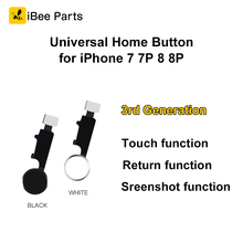 iBee Parts New Product For iPhone 7 7 Plus 8 8 Plus home button with touch return function screenshot function