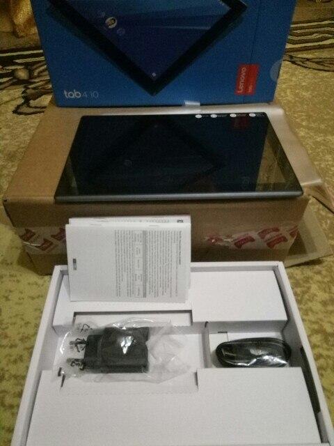 """Планшет Lenovo Tab 4 TB-X304L 10.1"""" 2+16Gb LTE"""