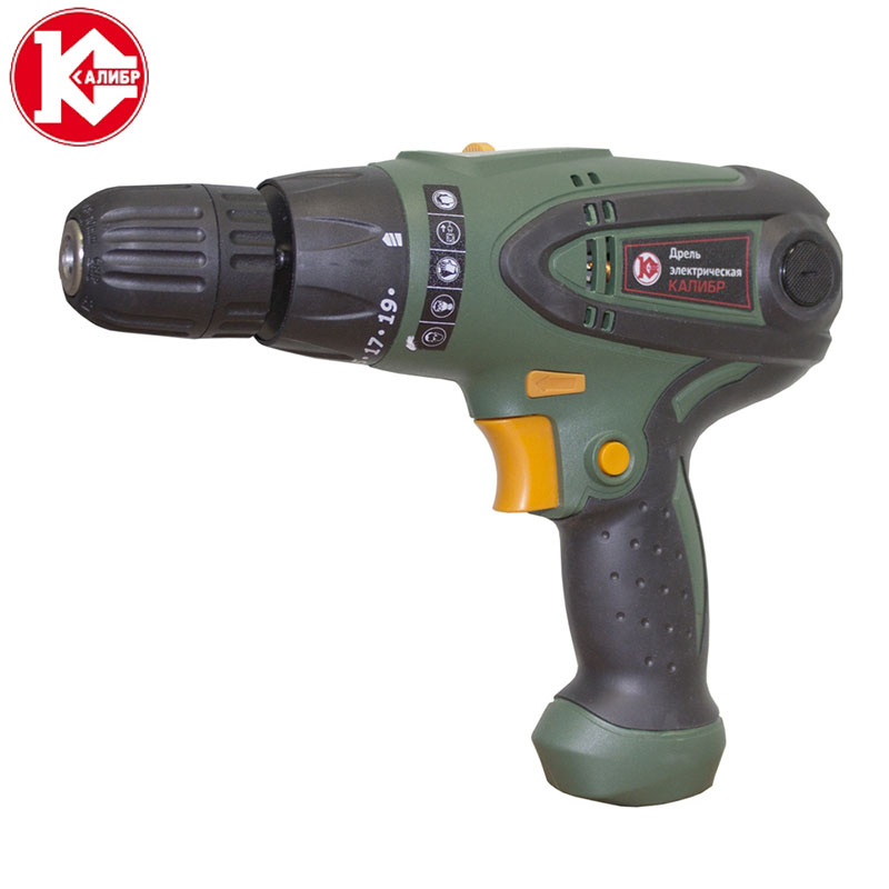 Kalibr DE-700/2H Electric Drill  Electric wrench,Ratchet wrench Household Power Tools kalibr demr 1050eru electric drill household impact drill multi function drill wall screwdriver gun light hammer powder tools