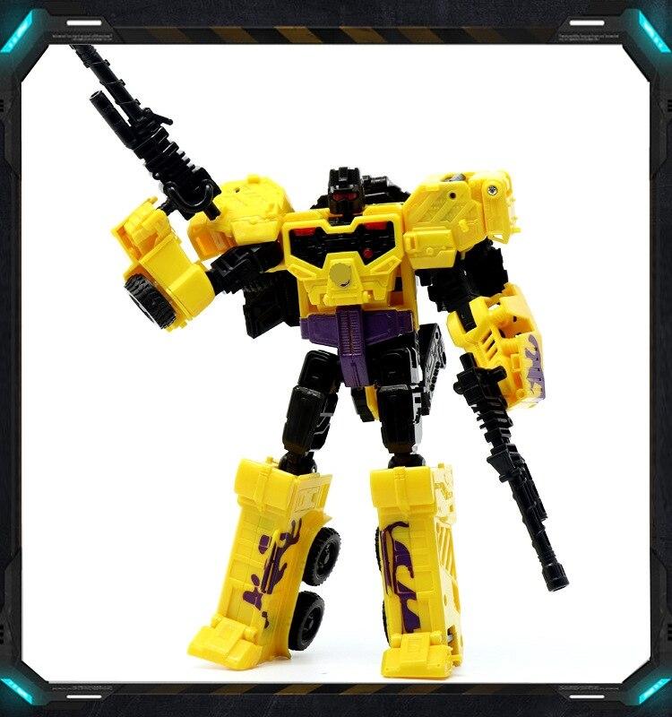 BPF Transformers Generazioni di potenza dei numeri primi volcanicus Dinobot