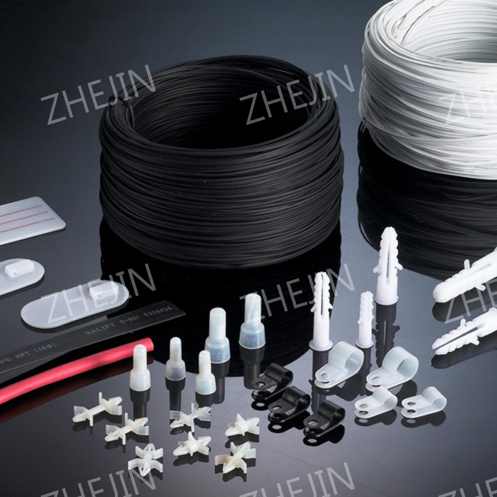 ZHEJIN (1000pcs) 16 14AWG Natural Closed End Wire Connectors ...