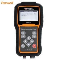 Хорошая производительность Foxwell CRD700 цифровой общий Железнодорожный тестер высокого давления с многоязычным