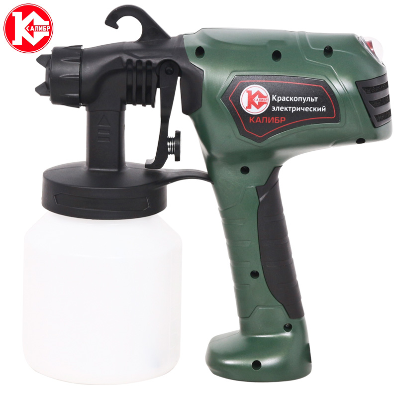 Electric paint spray gun Kalibr EKRP-410/1.8