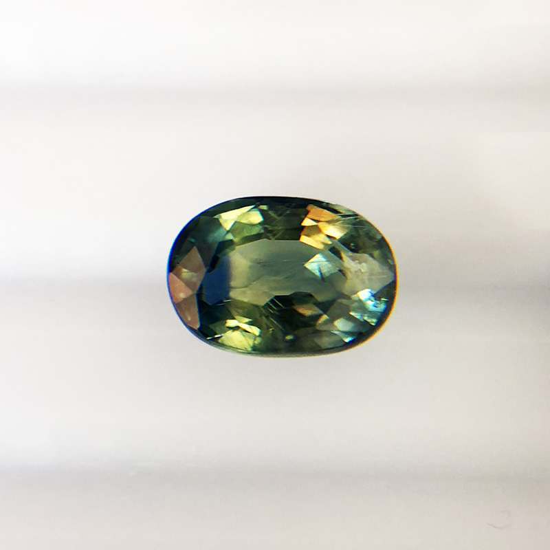 Naturellement unoptimized Chinois de couleur saphir rugueux, soutien vos propres tests, peut vous aider à faire des bijoux - 6