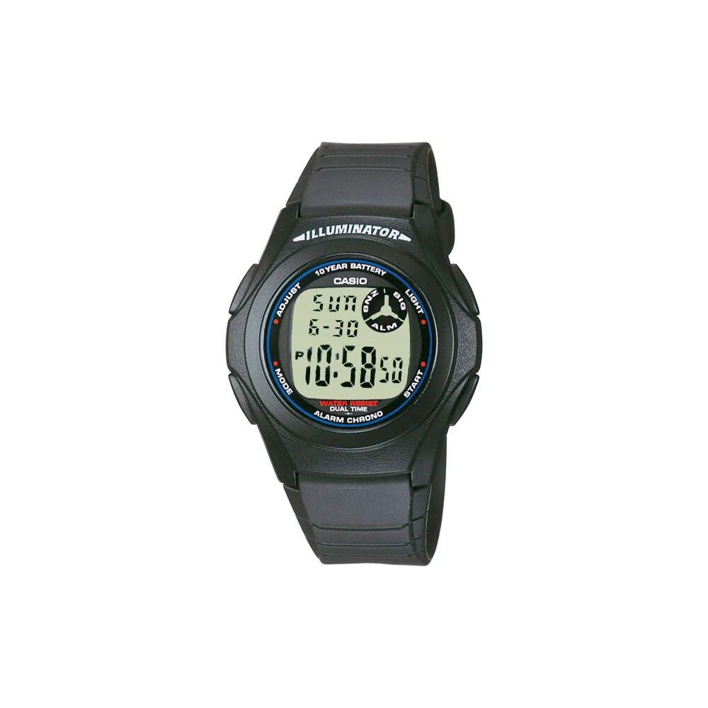 Quartz Wristwatches Casio For Mens F-200W-1A Watches Mans Watch Wristwatch Wrist Watch Men