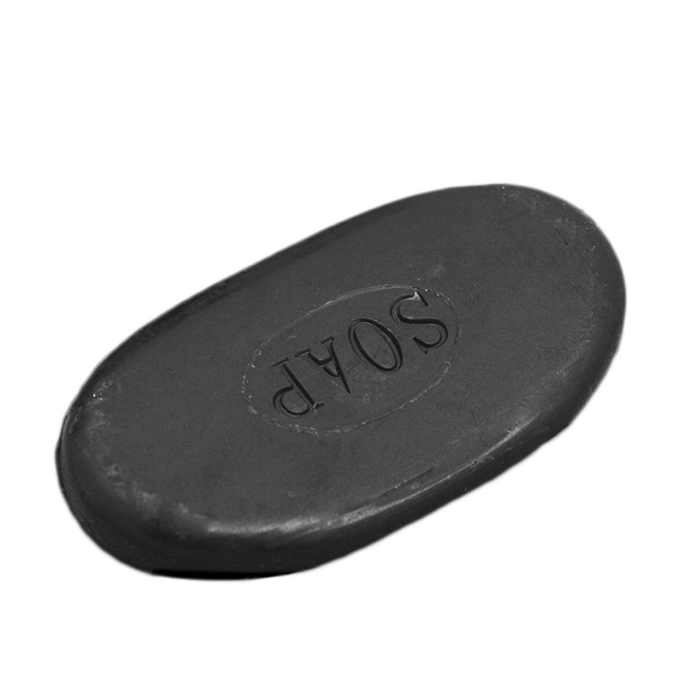 1 Pc Active Energy Black Bamboo Charcoal Soap Face Body Clear Anti Bacterial Lighten Freckles Beauty Health Care Tourmaline Soap