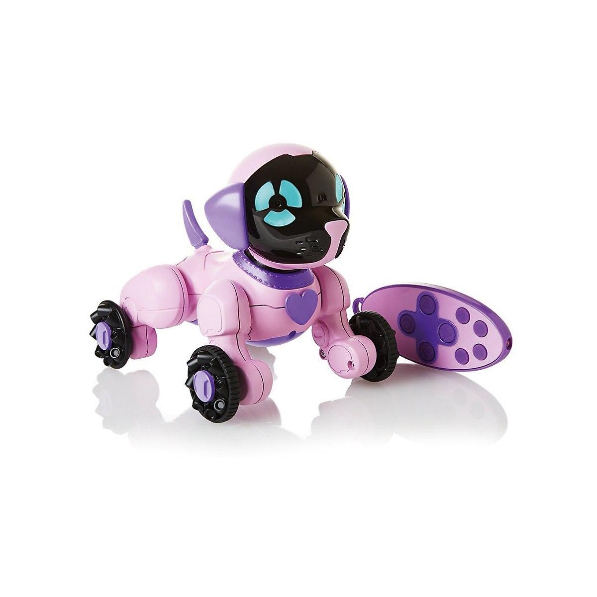 Animaux de compagnie électroniques WowWee 7314002 Tamagochi Robot jouets interactif chien animaux enfants MTpromo