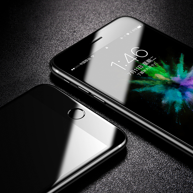 Thin 3D Tempered Glass Full Screen Protector – Apple iPhone