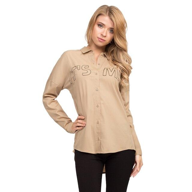 Gloria Jeans повседневная рубашка для девушки GSR002111