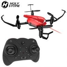 Pierre sainte HS177 rouge Mini Drone RC Drone Quadcopters Mode sans tête une clé retour RC hélicoptère Dron meilleurs jouets pour les enfants