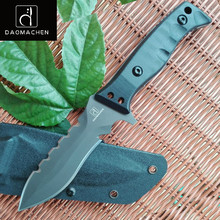 Camping Knife Survival Fixed Blade Tactical Hunting Knife Huntsman Knives K Sheath Outdoor Survive Gear Belt EDC huntsman bl 200 k 974 56 58 182