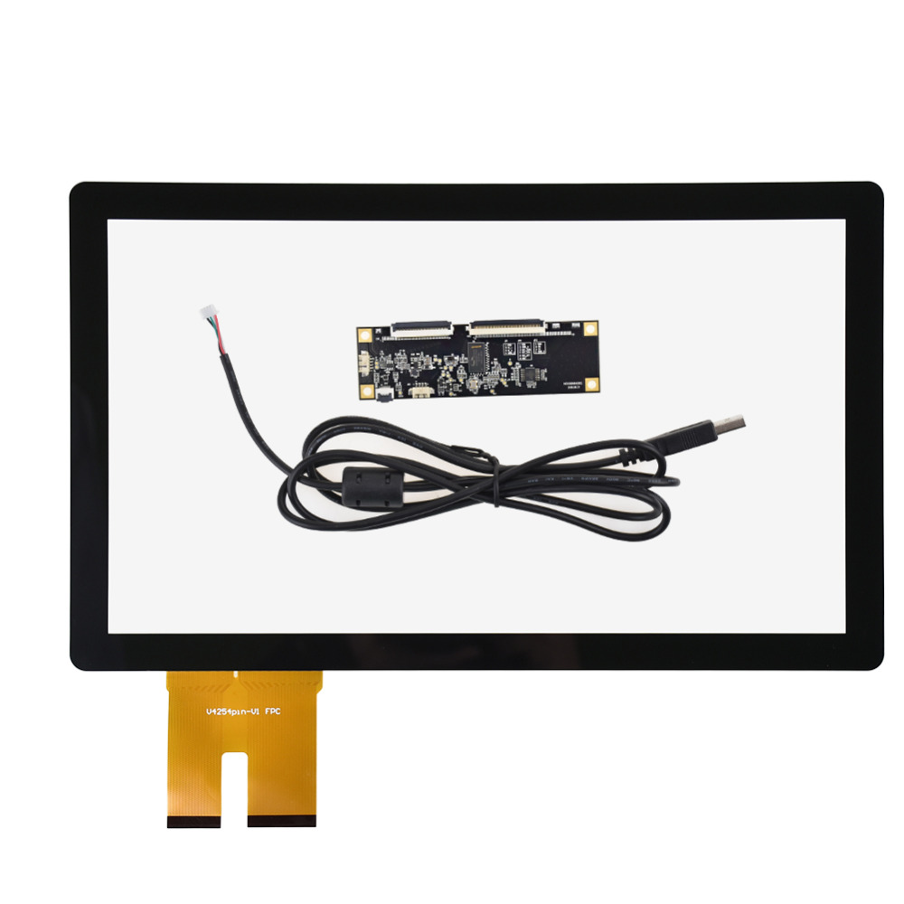 For 13 3inch 323 195mm multi touch G G Digitizer Touch Screen Panel Capacitive Sensor USB