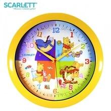 Часы настенные Scarlett SC-WCD07W
