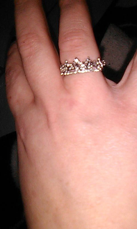 Queen's Crown Ring photo review