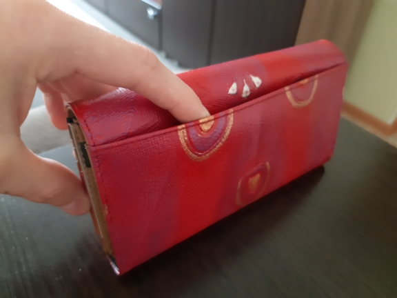 DICIHAYA 2019 Luxury Brand Women Genuine Leather Wallets Coin Purse Famous Brand Long Womens Purses Real Leather Female Wallets photo review