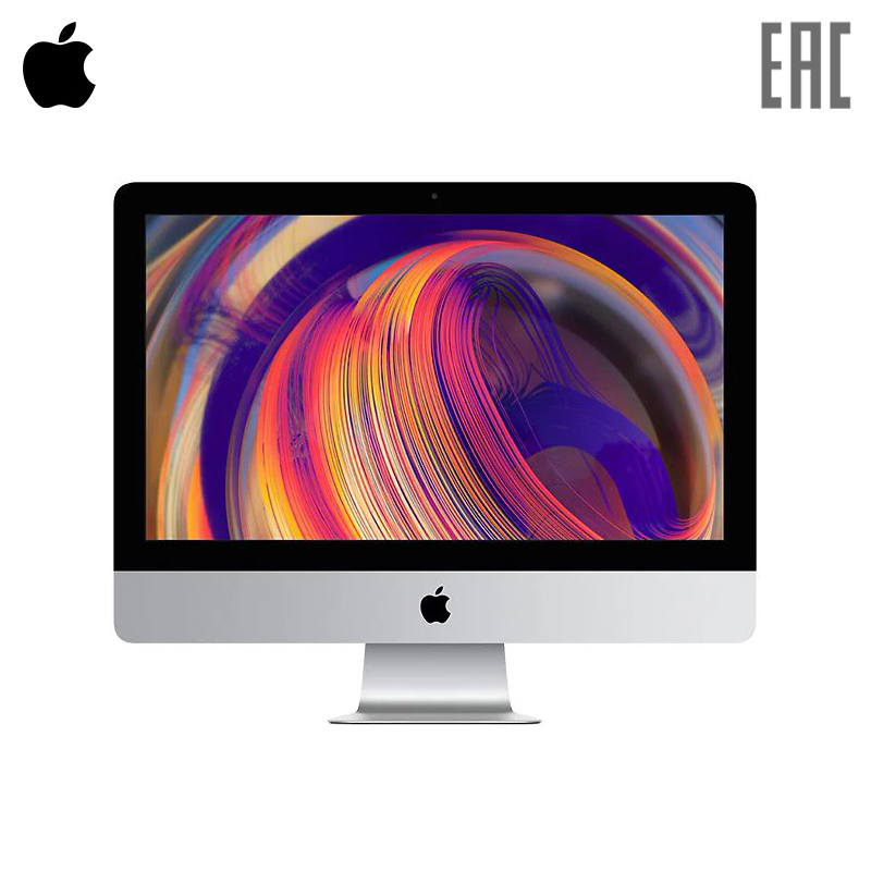 "Купить со скидкой Моноблок Apple iMac 21.5"" 3.0GHz 6-core Intel Core i5/8GB /1TB Fusion Drive/Radeon Pro 560X 4GB GDDR"