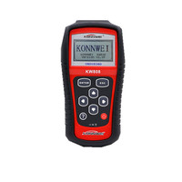 KONNWEI KW808 Auto OBDII Eobd Scanner Reader Obd2 Diagnostic Tool Code Reader Engine Reset Tool Like Ms509