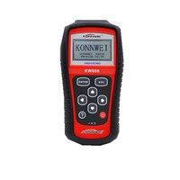 KONNWEI KW808 Auto OBDII Eobd Scanner Reader Obd2 Diagnostic Tool Code Reader Engine Reset Tool Like