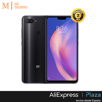 [Global Version] Xiaomi Mi 8 Lite 6.26 Smartphone (4GB RAM + 64GB ROM, Dual SIM, 24 MP Front Camera)
