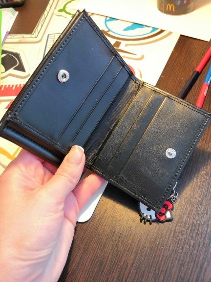 DANJUE Leather Men Money Clip Capacity Clutch Bag Large Fashion Men Card Package Credit Card Bag Rfid Blocking Small Wallet Male photo review