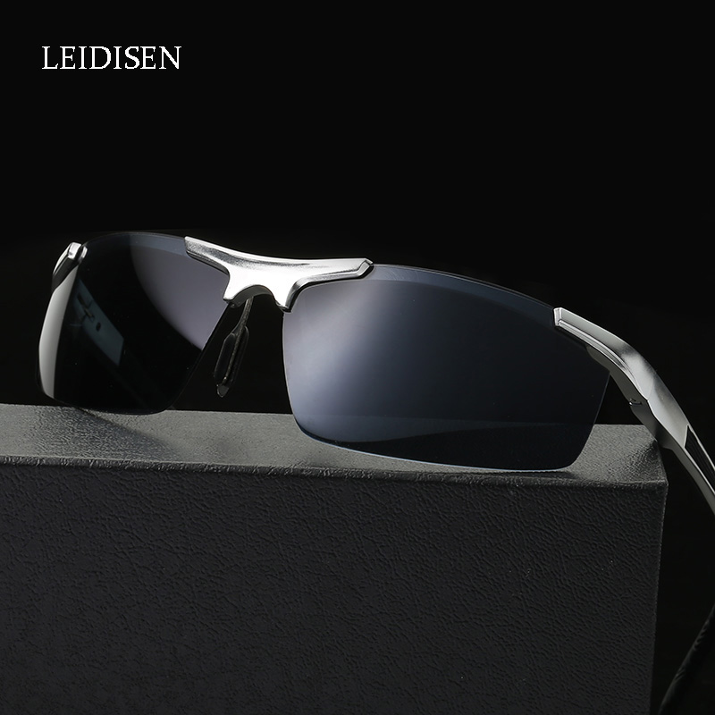 3ed1a8915a Aluminum Magnesium Men s Polarized Sun glasses Police Vision Mirror Male Eyewear  Goggle Oculos For Men Driving Sunglasses. В избранное. gallery image