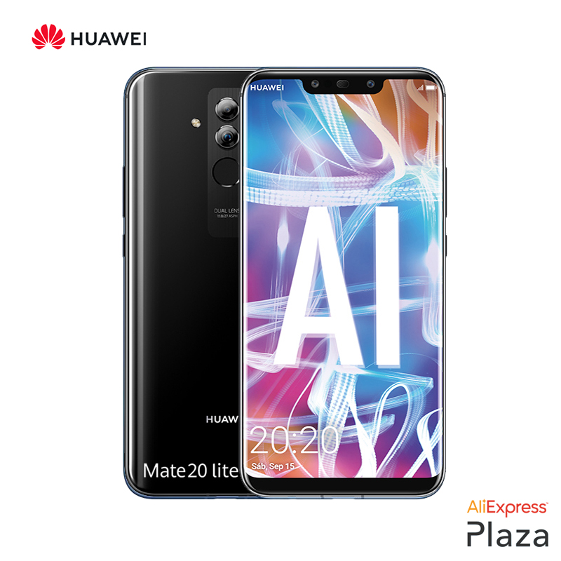 [Version espagnole] Huawei Matte 20 Lite, smartphone 6.3