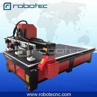 Multi head 4 axis CNC router wood / 1325 cutting machine mach3 cnc controller