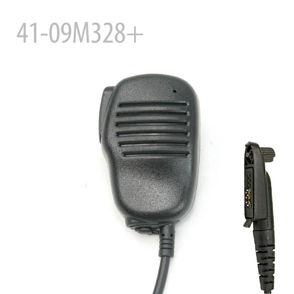 41-09M328+ Speaker Microphone GP328+ GP338+41-09M328+ Speaker Microphone GP328+ GP338+