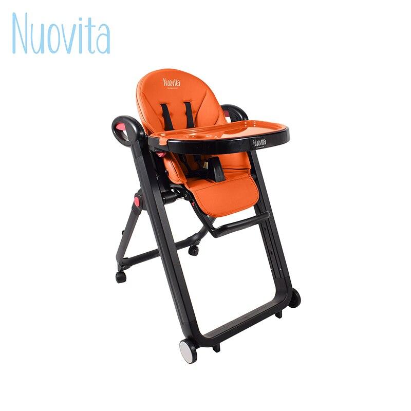 Стульчик для кормления Nuovita Futuro Nero
