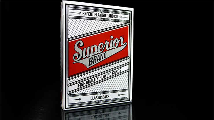 ITgimmick Superior Brand (Classic Back) Readers - Poker(China)
