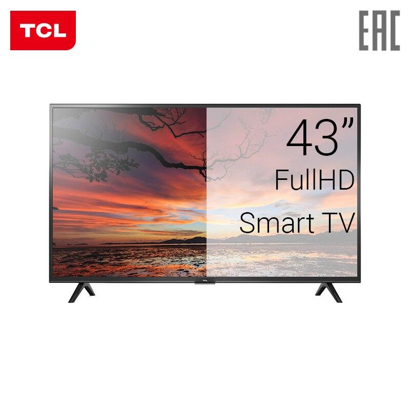 TV 43 TCL L43S6400 FullHD Smart TV 4049inchTV dvb dvb-t dvb-t2 digital