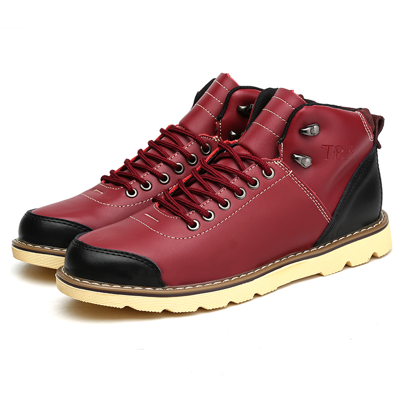 Negro Los Casuales Zapatos 247v2gp 8702 Cuero De Tba Hombres Invierno vino 247v2br Herramientas YqxTwZ6S
