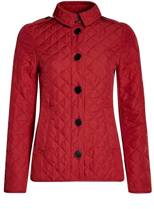 Oodji 2017 куртка стеганая на пуговицах бесплатная доставка по россии 20204052/46503 170 cm