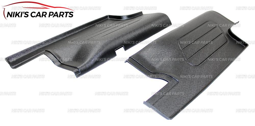 Image 5 - Pads under the rear seats for Lada Vesta 2015  covers on carpet sill trim accessories protection of carpet car styling-in Chromium Styling from Automobiles & Motorcycles