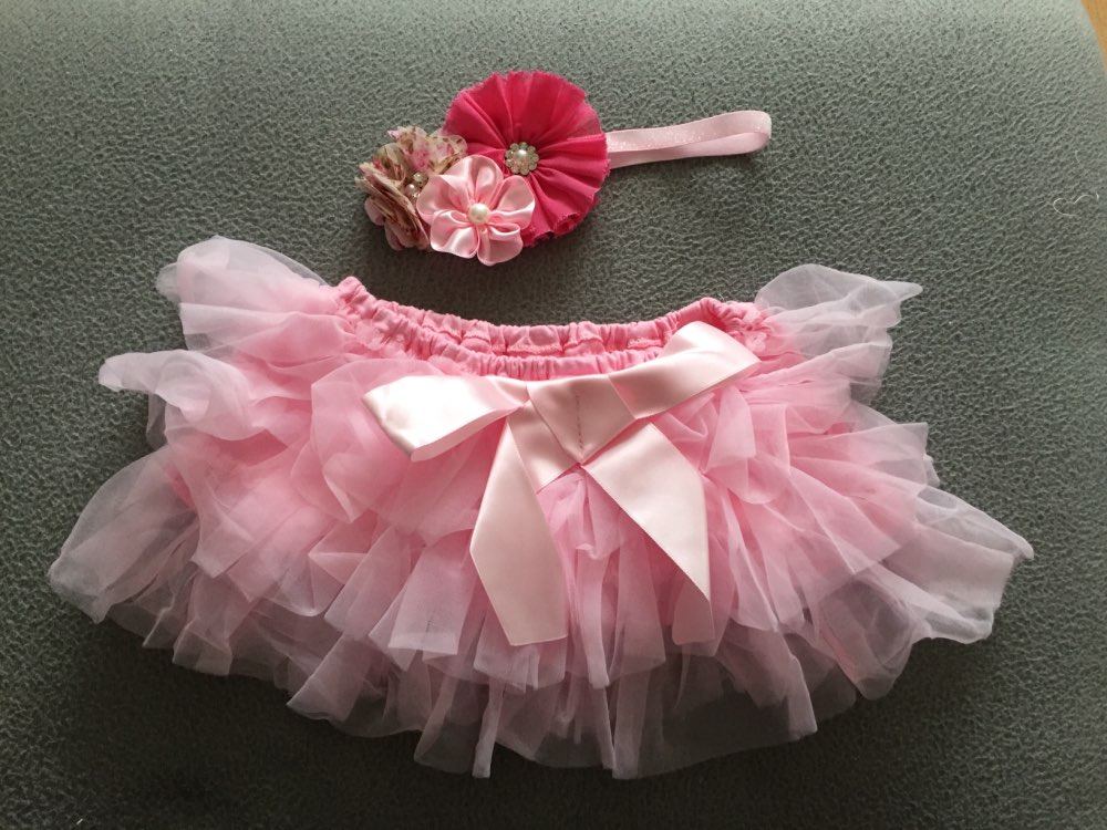 Colorful lace Infantil Baby Tutu Photography Props;Bow Ruffle Newborn Baby Skirt headband Set Baby Girl Clothes Ball Grown