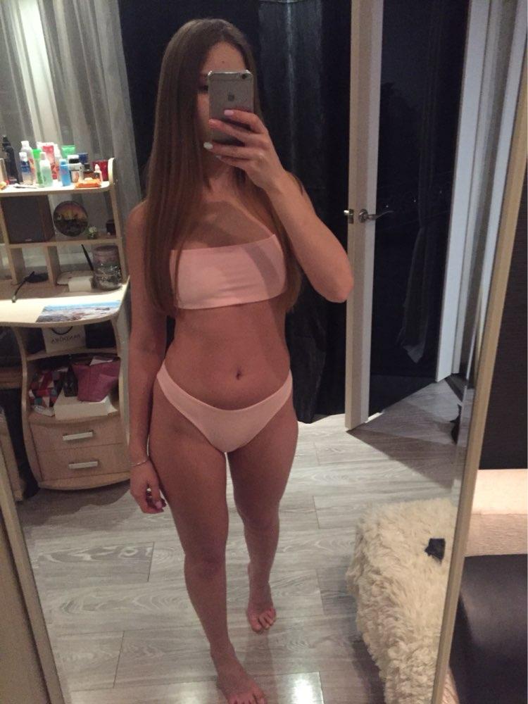 c63011055a 2017 Hot Low Waist Bikini Push Up Swimwear Female Bathing Suit Set ...