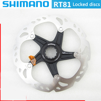 SHIMANO Deore XT SM RT81 Bicycle parts Stainless Steel Cycling Bike Bicycle Disc Brake Rotors Centerlock 160mm