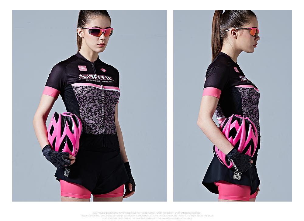 cycling set women