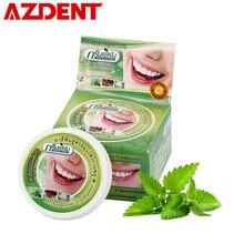 Pasta de dientes de clavo a base de hierbas, pasta Dental antibacteriana de 25g para blanqueamiento de dientes, elimina manchas de color negro y amarillo, Tailandia